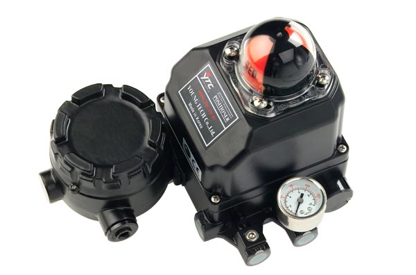 Rotork YTC Rotary Type Position Transmitter