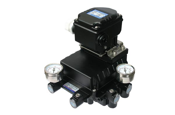 Rotork YTC Rotary type Pneumatic Positioner