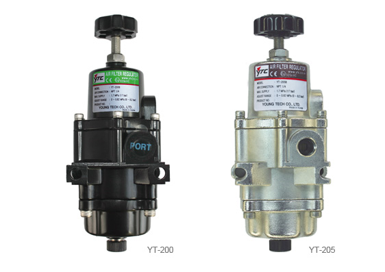 Rotork YTC Air Filter Regulator
