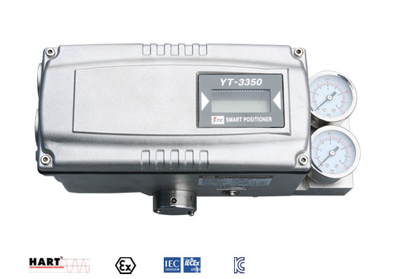 Smart Positioner (Intrinsically Safe Type)